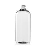 frasco em pet irradiado