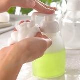 frascos plásticos com válvula pump Jardim Clímax