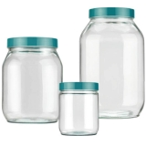 onde encontrar pote de vidro com tampa de rosca Bosque da Saúde