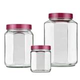 pote de vidro com vedação orçamento Butantã