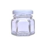 potes de vidro para creme Praia da Barra do Say