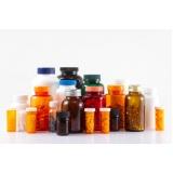 pote para cápsulas de medicamentos