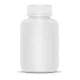 preço de pote plástico cápsulas Pari