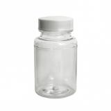 preço de pote plástico para cápsulas Rio Claro