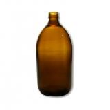 vidro âmbar grande