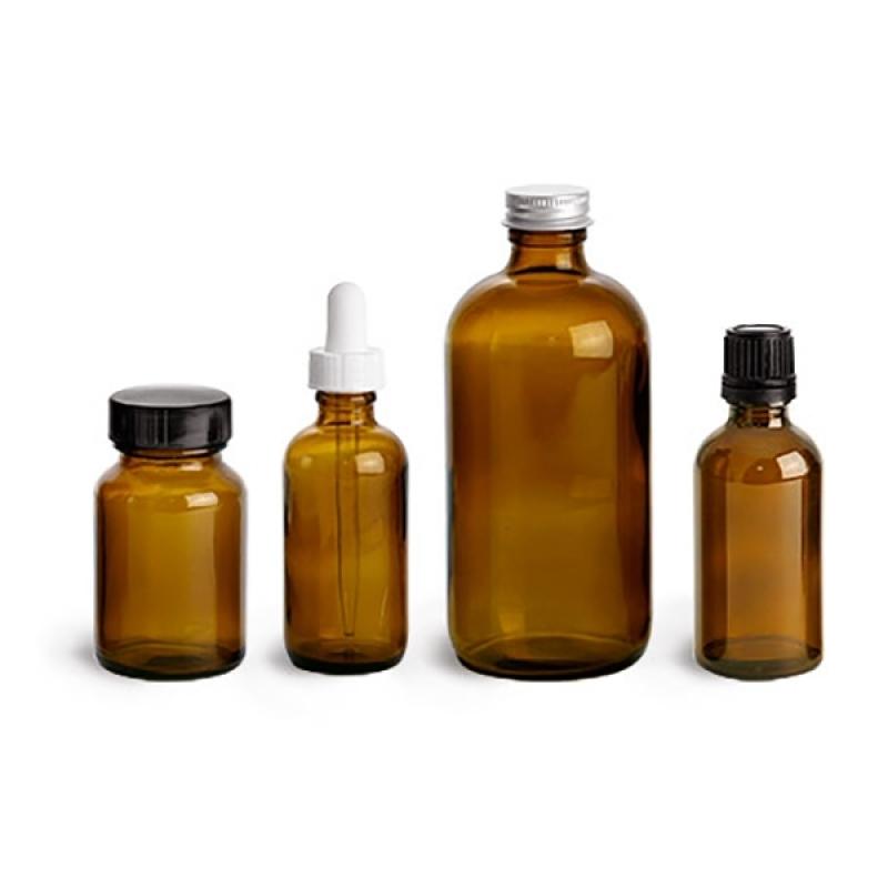Vidro âmbar Atacado Valor Mauá - Vidro âmbar para Perfume