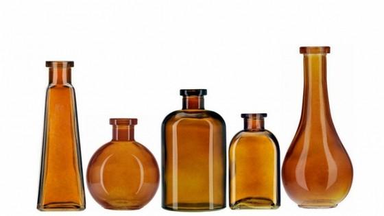 Vidro âmbar Laboratório Vila Clementino - Vidro âmbar para Perfume