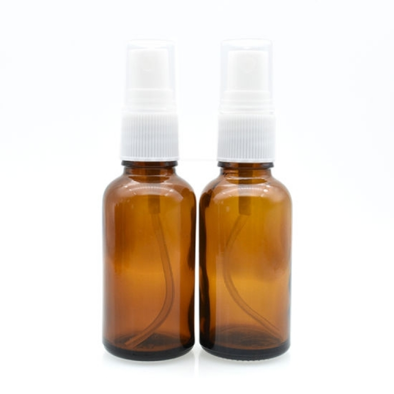 Vidro âmbar Spray Valor Paiol Grande - Vidro âmbar para Perfume